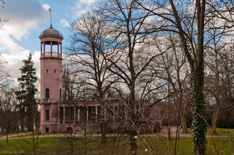 Schloss Biesdorf - Original