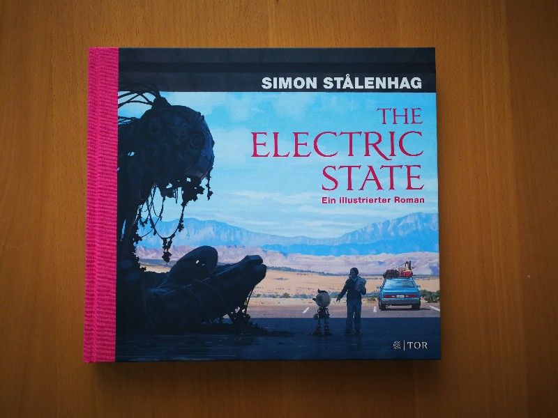 Simon Stalenhag The Electric State
