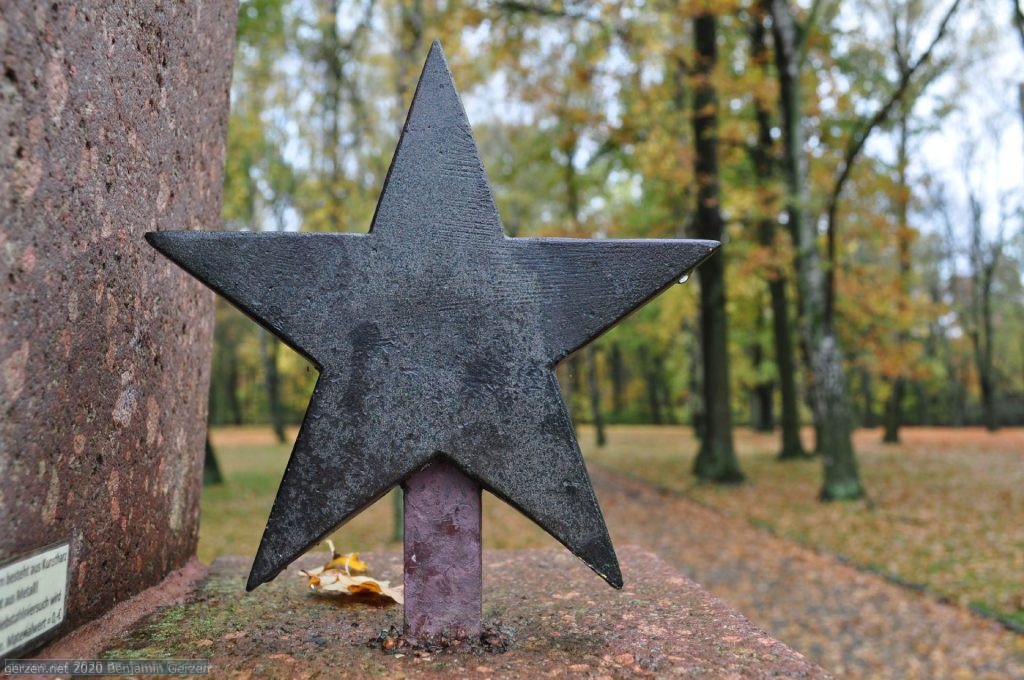 A Five-Pointed-Star, Marzahn